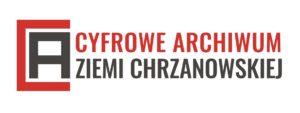 Logo Cyfrowego Archiwum Ziemi Chrzanowskiej